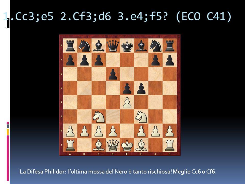 1.Cc3;e5 2.Cf3;d6 3.e4;f5.