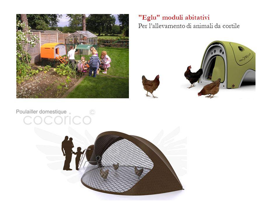 Eglu moduli abitativi Per l'allevamento di animali da cortile