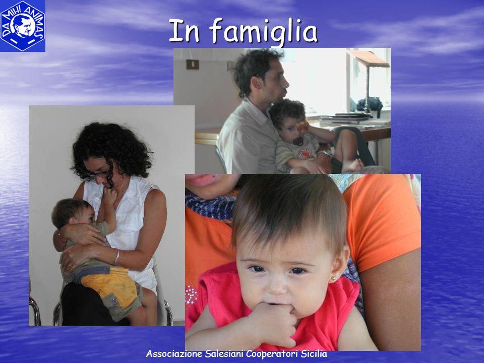 In famiglia Associazione Salesiani Cooperatori Sicilia