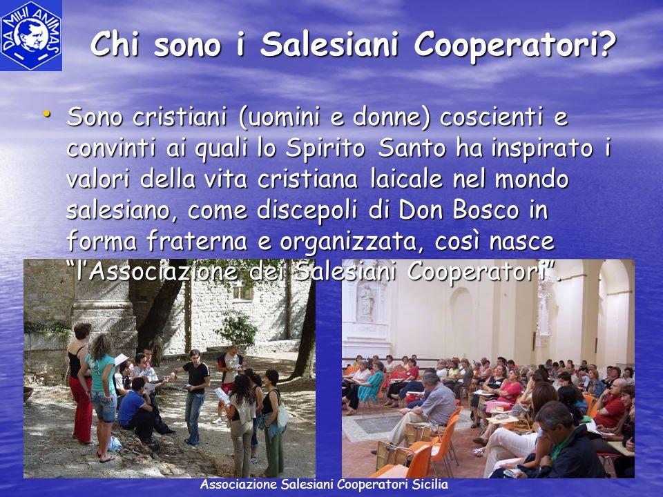 Chi sono i Salesiani Cooperatori