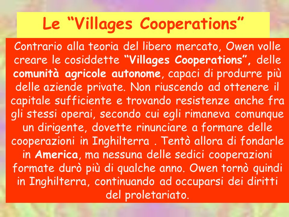 Le Villages Cooperations