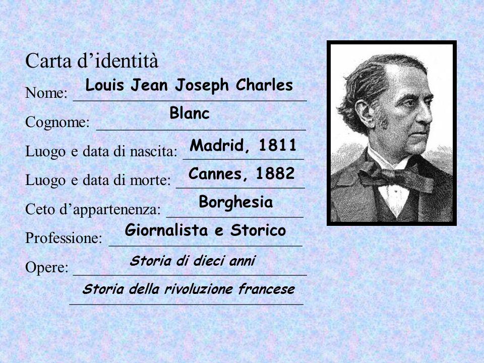 Louis Jean Joseph Charles Storia della rivoluzione francese