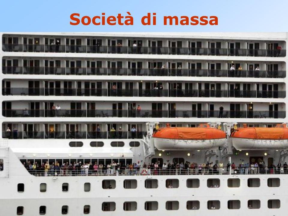 Società di massa