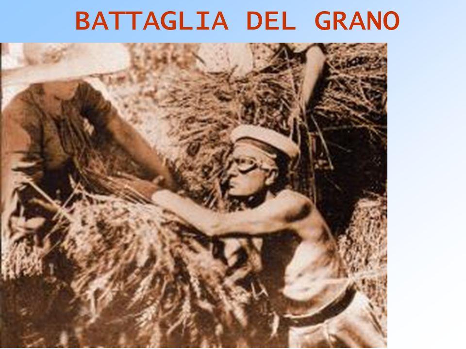 BATTAGLIA DEL GRANO