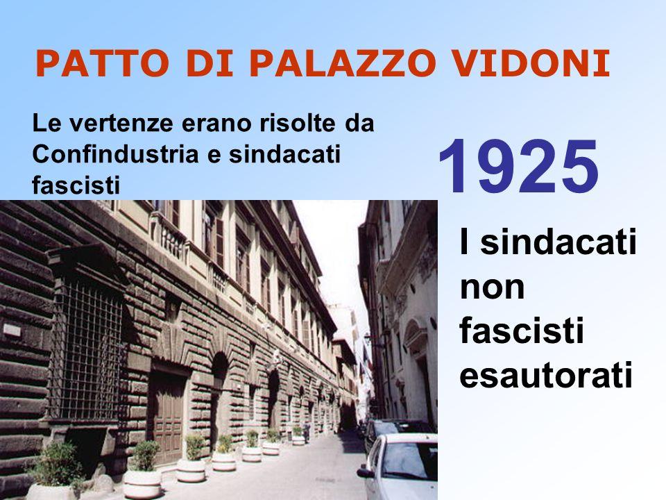 PATTO DI PALAZZO VIDONI