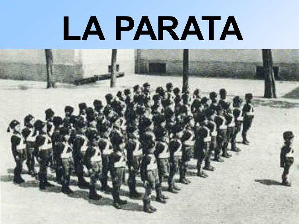 LA PARATA