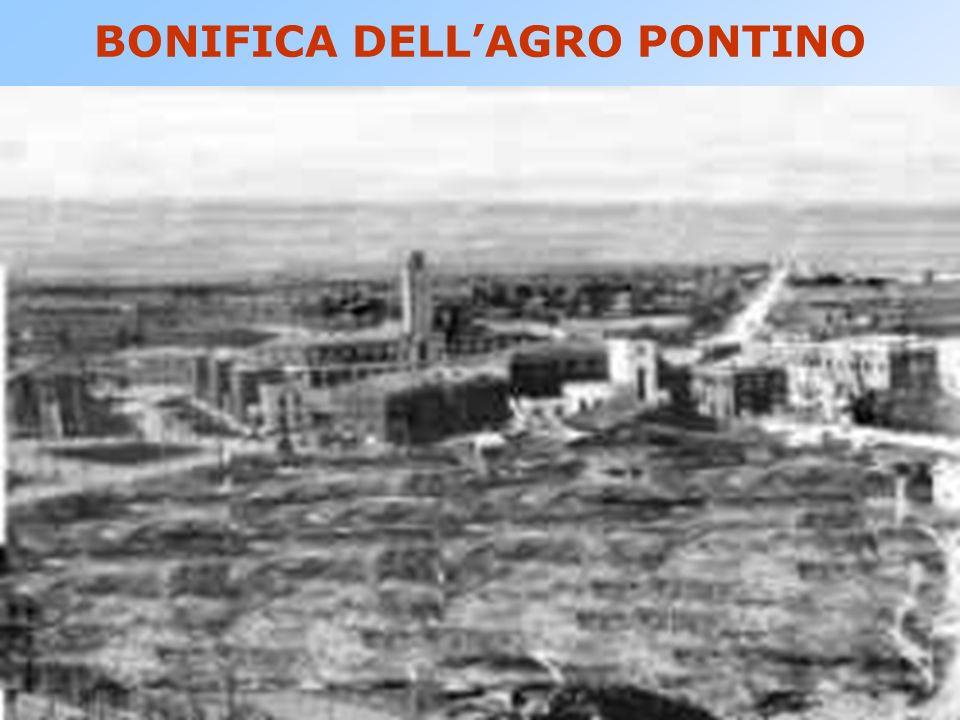 BONIFICA DELL'AGRO PONTINO