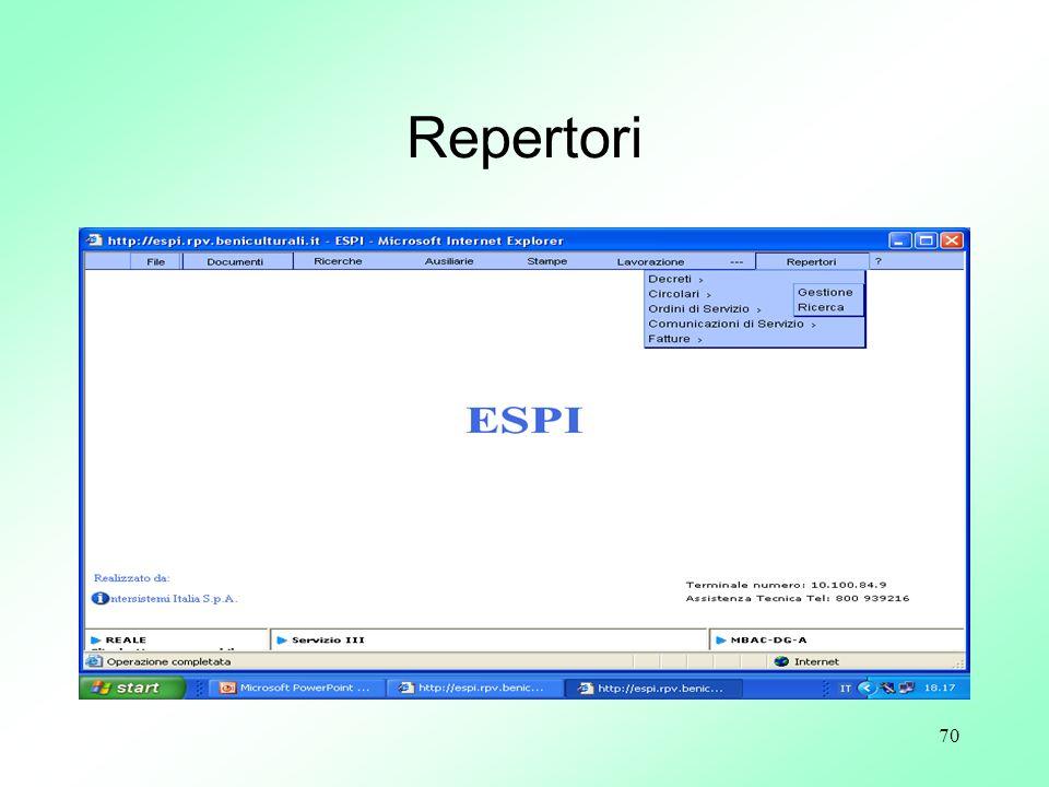 Repertori