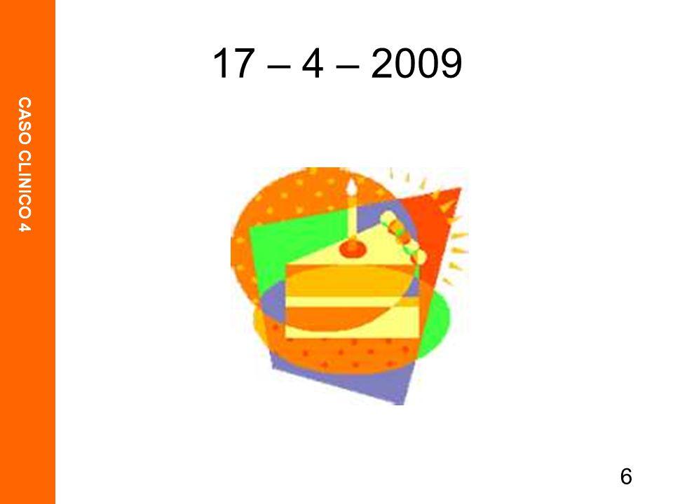 17 – 4 – 2009 BUON COMPLEANO!!!!