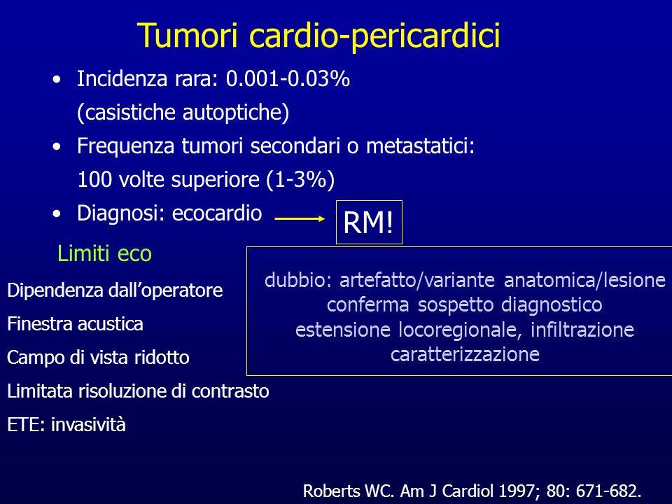 Tumori cardio-pericardici