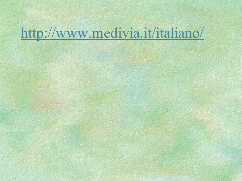 http://www.medivia.it/italiano/