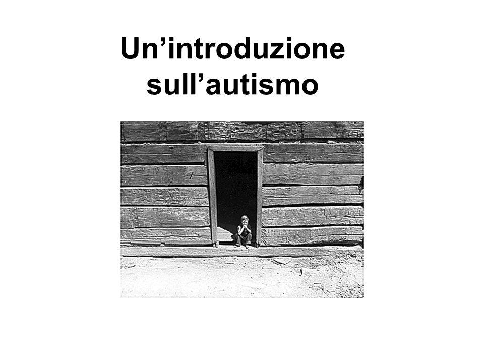 Un'introduzione sull'autismo