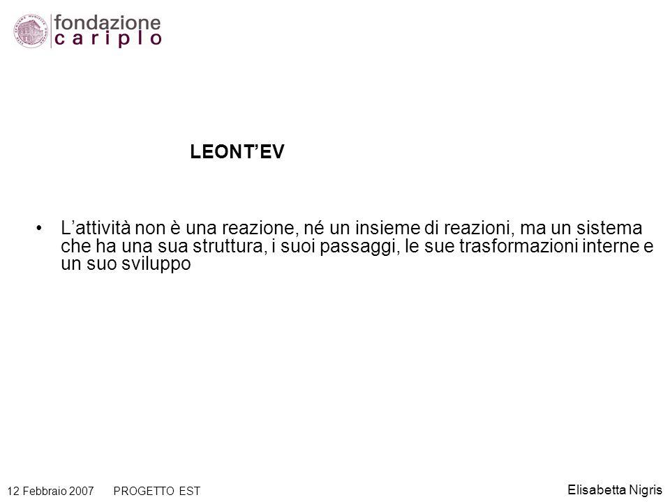 LEONT'EV