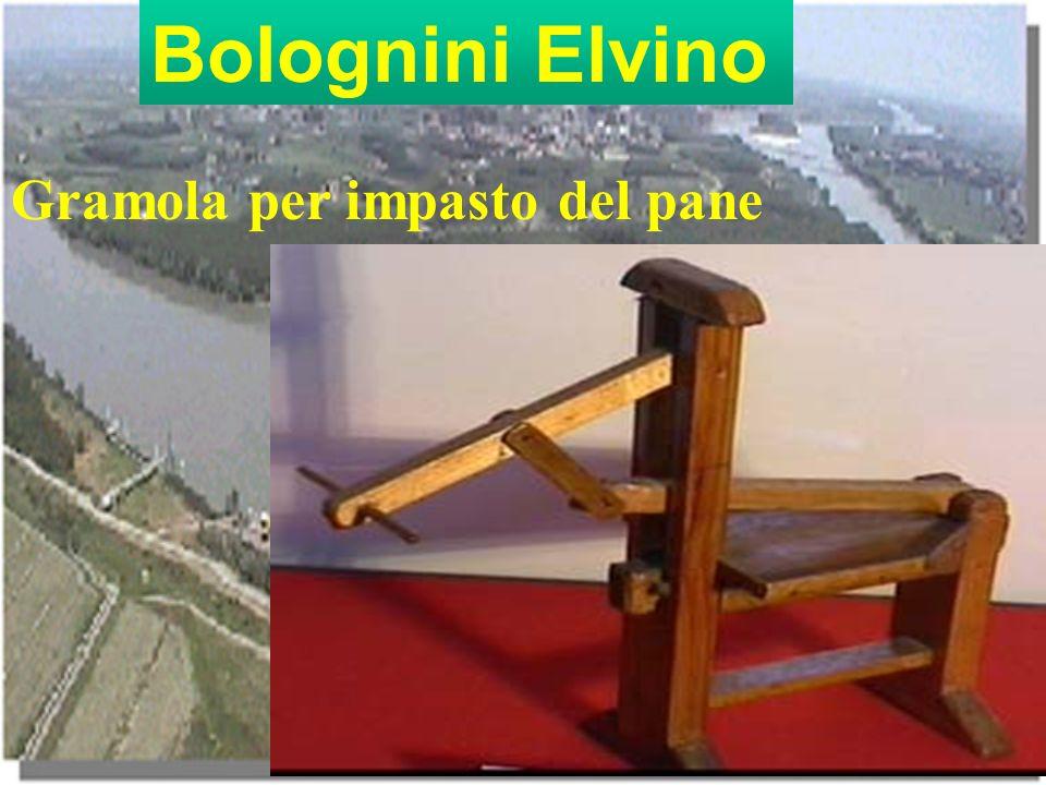 Bolognini Elvino Gramola per impasto del pane