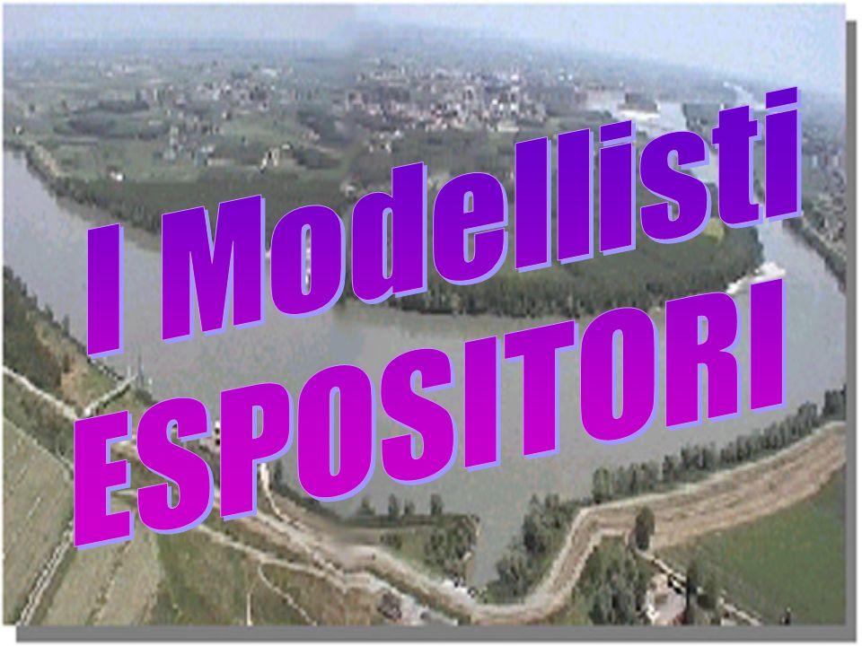 I Modellisti ESPOSITORI