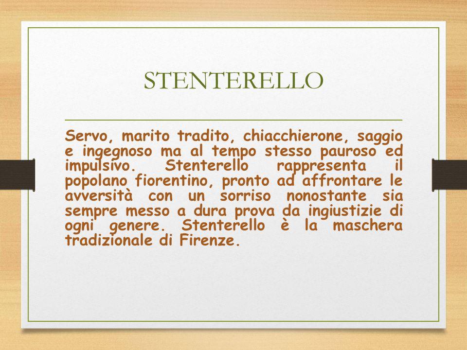 STENTERELLO
