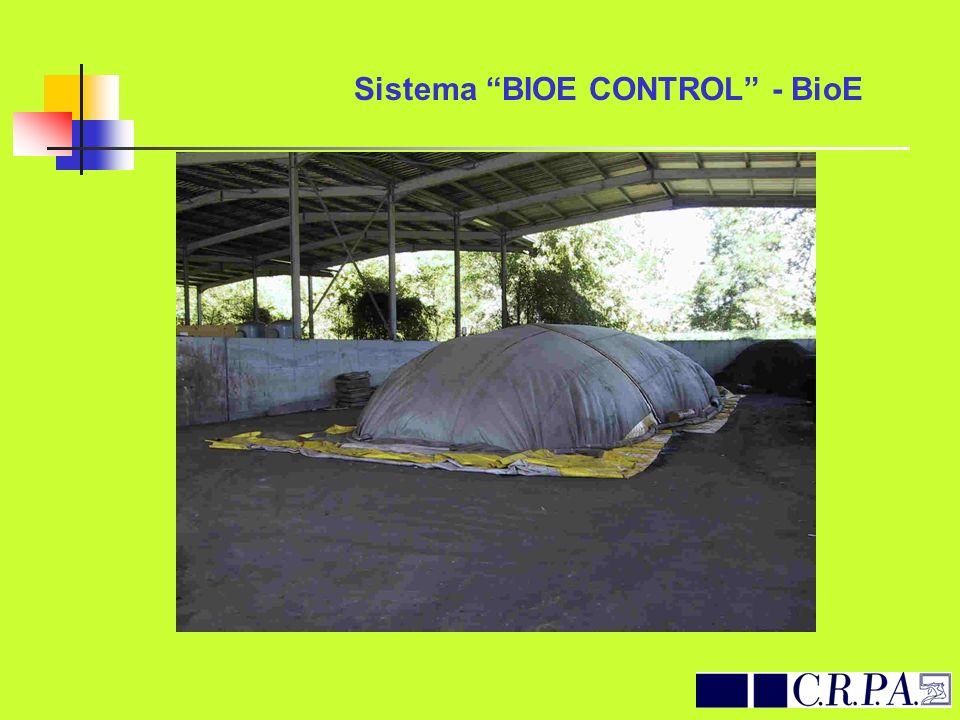 Sistema BIOE CONTROL - BioE