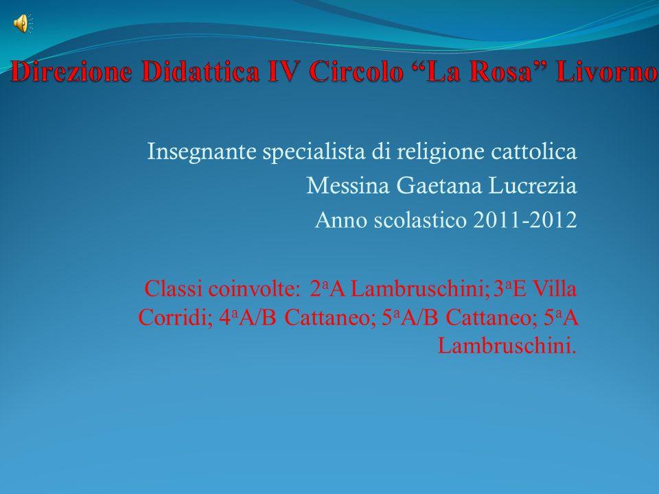 Direzione Didattica IV Circolo La Rosa Livorno