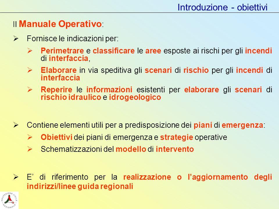 Introduzione - obiettivi