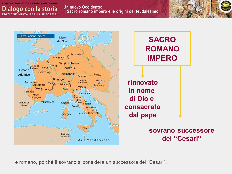 sovrano successore dei Cesari