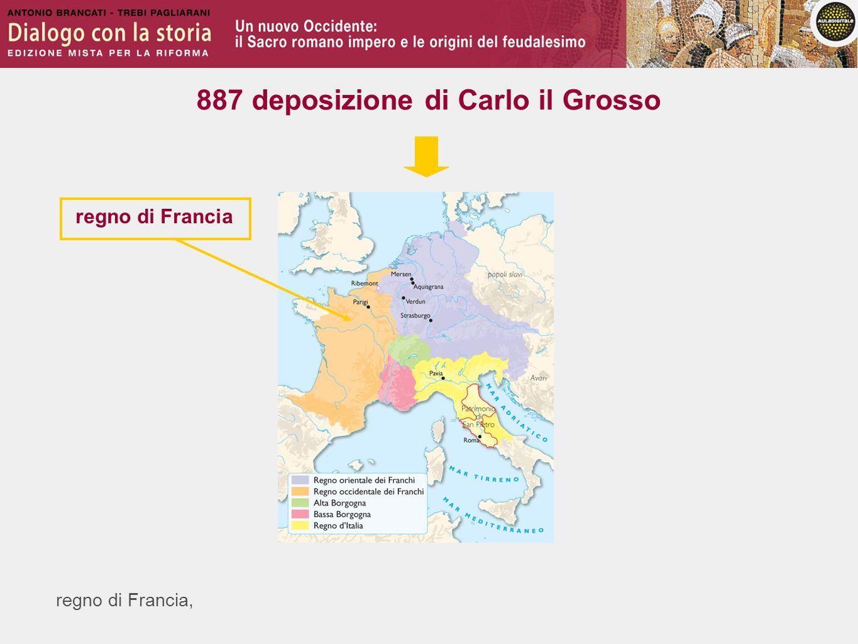 887 deposizione di Carlo il Grosso