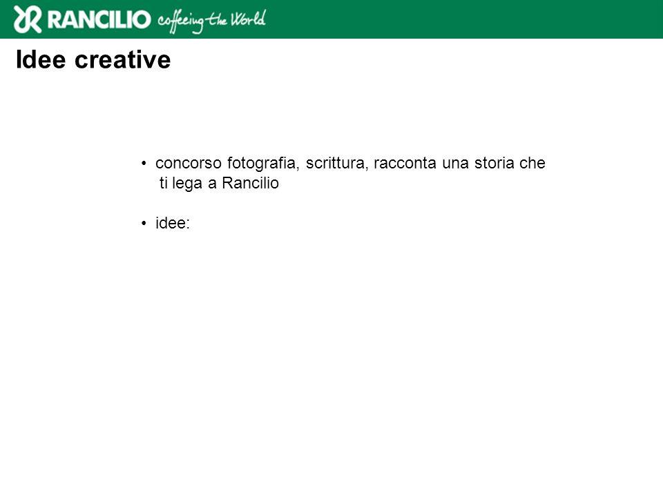 Idee creative concorso fotografia, scrittura, racconta una storia che
