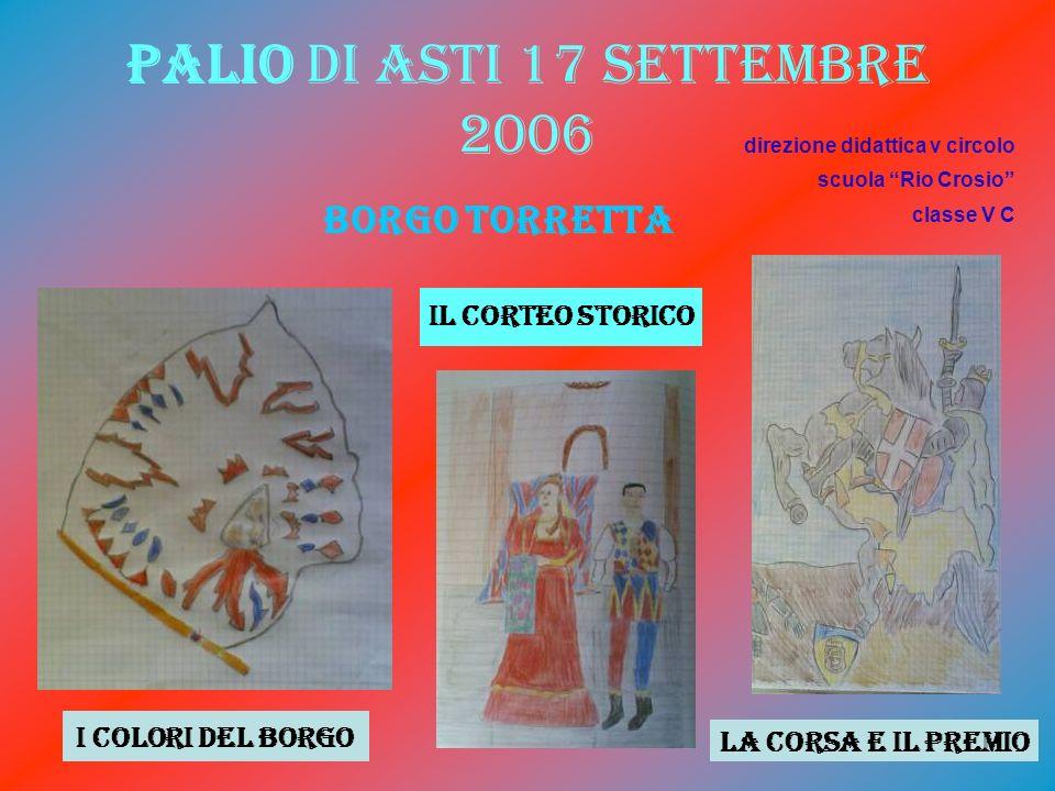 PALIO DI ASTI 17 SETTEMBRE 2006