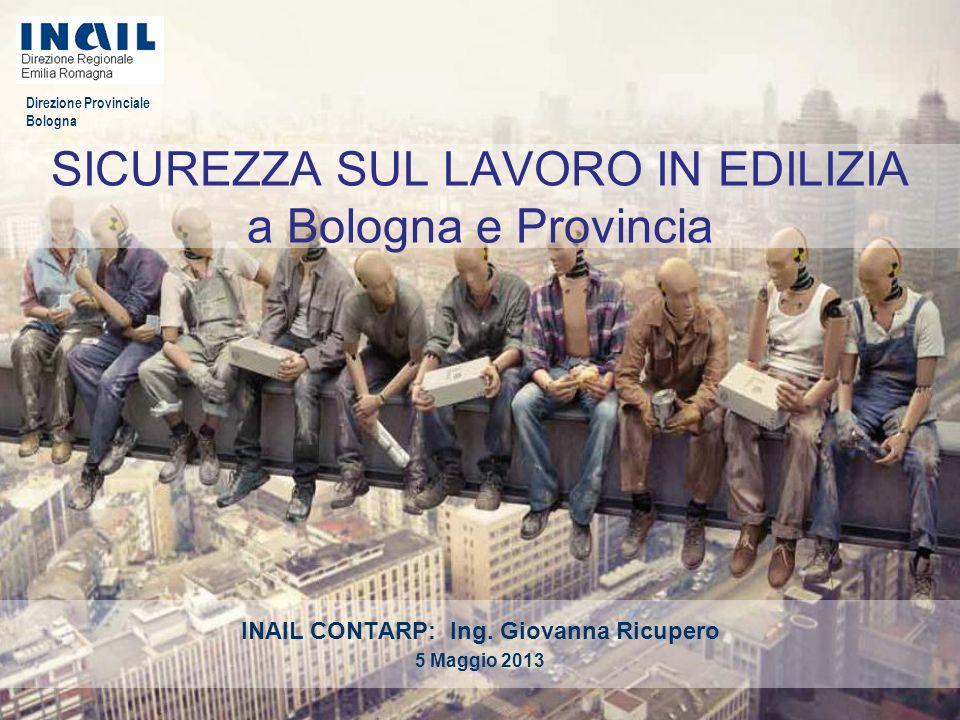 SICUREZZA SUL LAVORO IN EDILIZIA a Bologna e Provincia