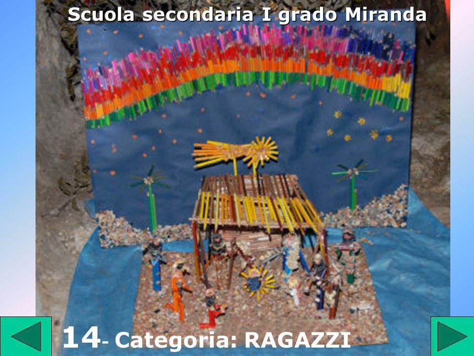 Scuola secondaria I grado Miranda