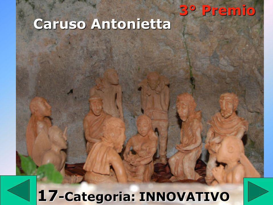 3° Premio Caruso Antonietta 17 17-Categoria: INNOVATIVO