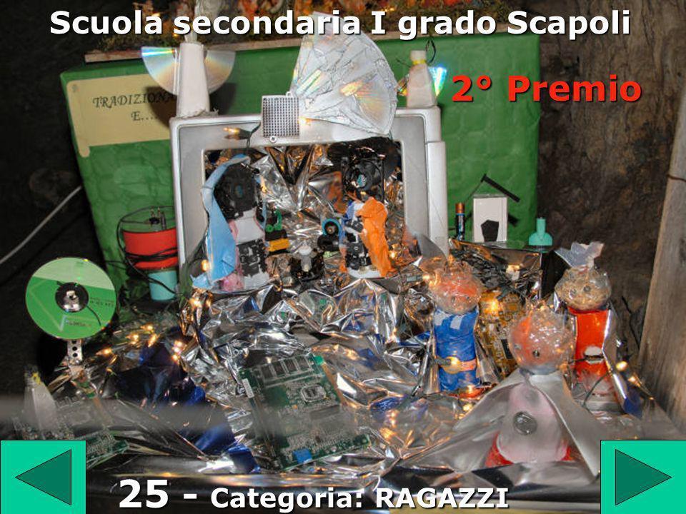 Scuola secondaria I grado Scapoli