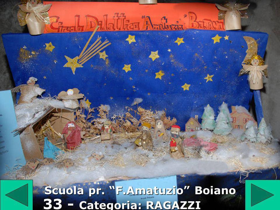 Scuola pr. F.Amatuzio Boiano