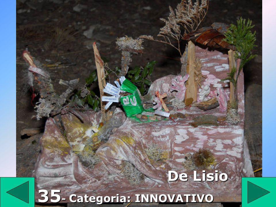 35- Categoria: INNOVATIVO