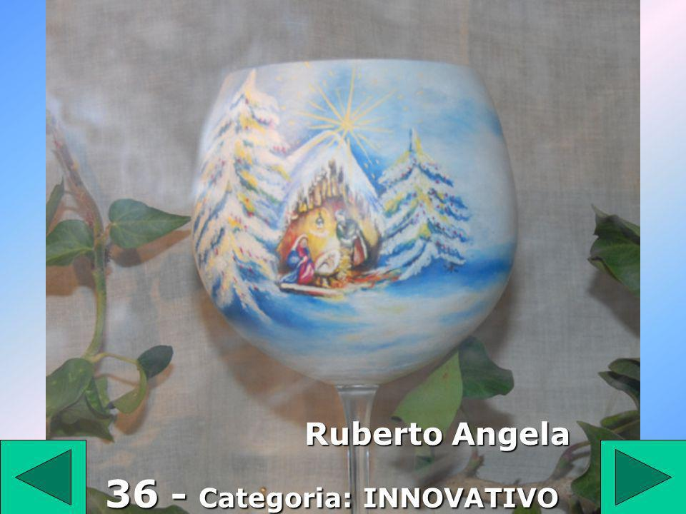 36 Ruberto Angela 36 - Categoria: INNOVATIVO