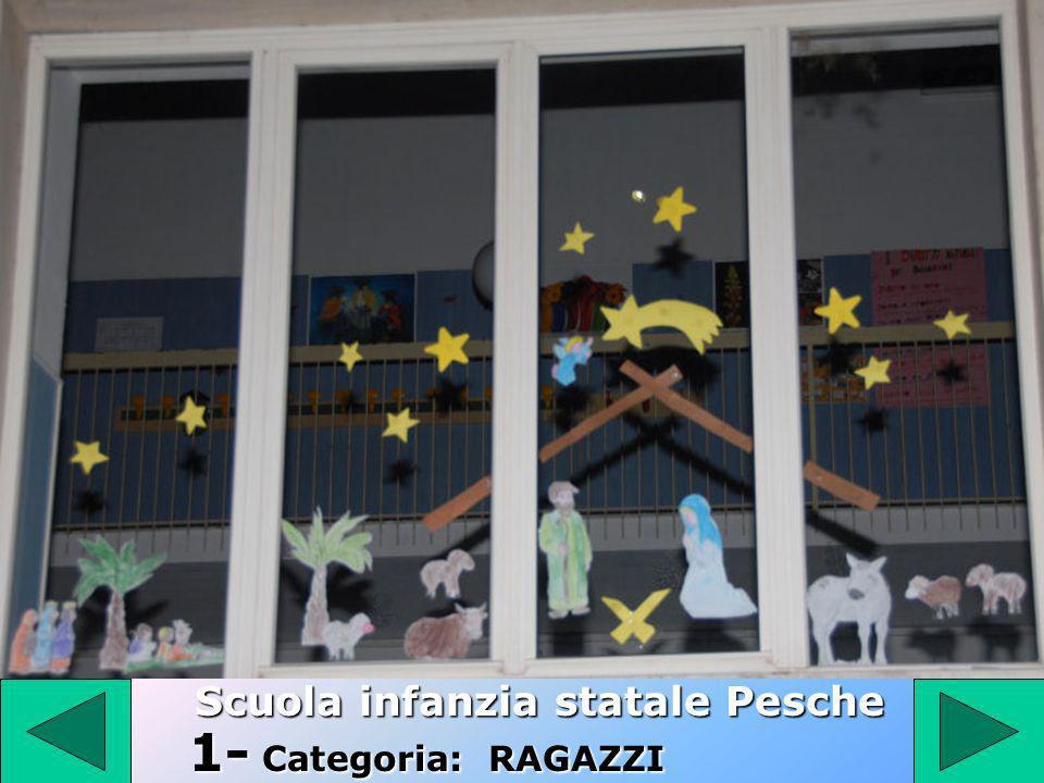 Scuola infanzia statale Pesche