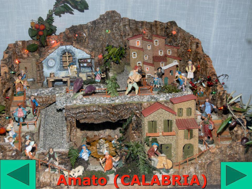 Amato (CALABRIA)