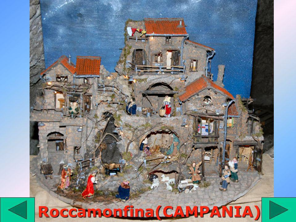 Roccamonfina(CAMPANIA)