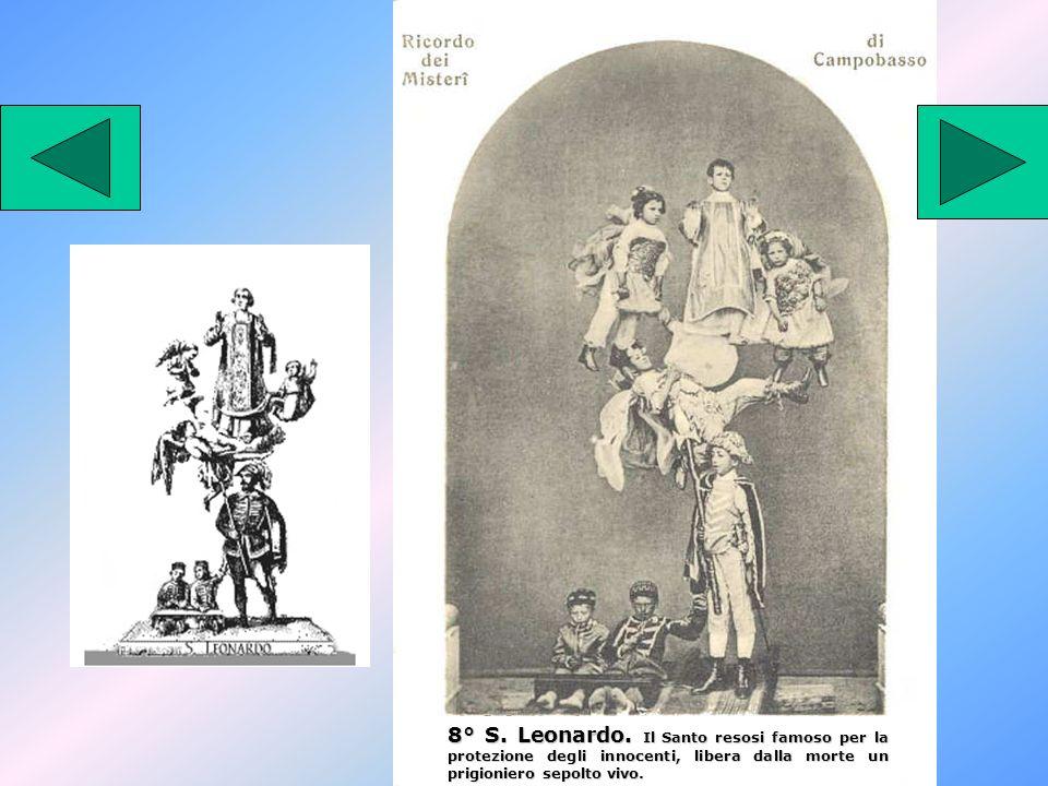 8° S. Leonardo.