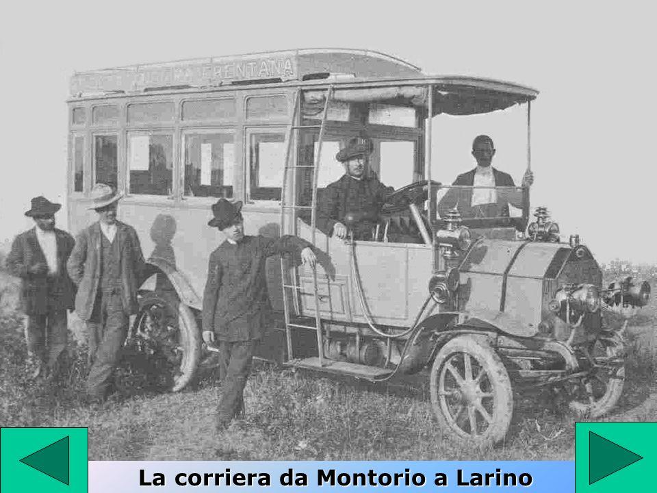 La corriera da Montorio a Larino