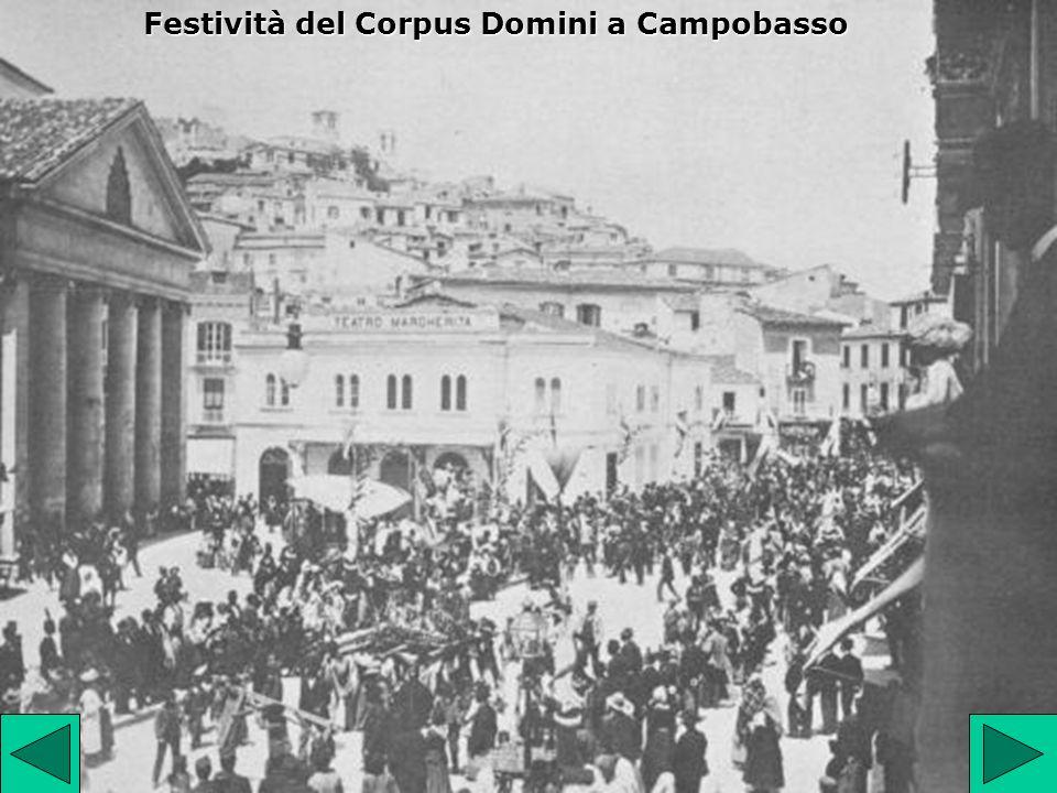 Festività del Corpus Domini a Campobasso