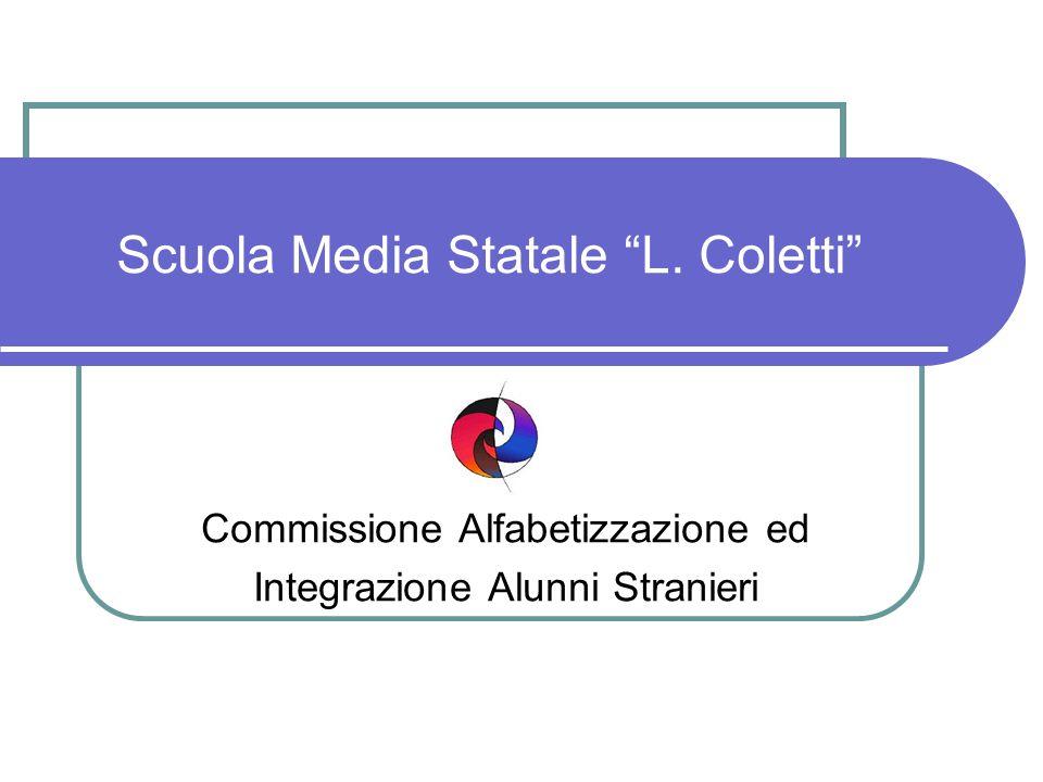 Scuola Media Statale L. Coletti