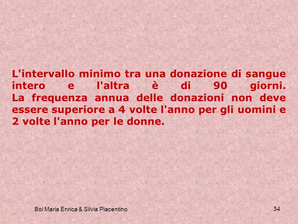 Boi Maria Enrica & Silvia Placentino