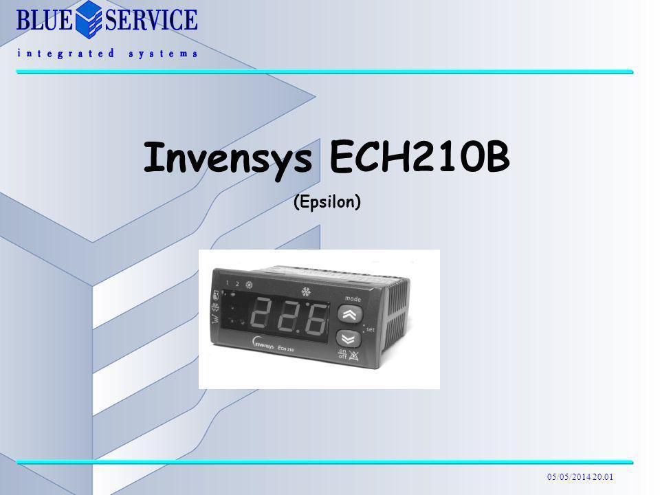 Invensys ECH210B (Epsilon)
