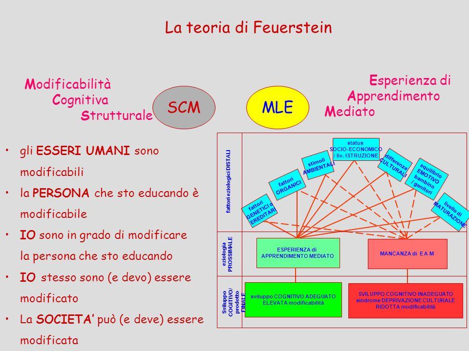La teoria di Feuerstein