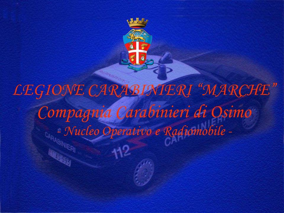 Compagnia Carabinieri di Osimo
