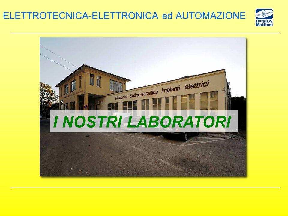 ELETTROTECNICA-ELETTRONICA ed AUTOMAZIONE