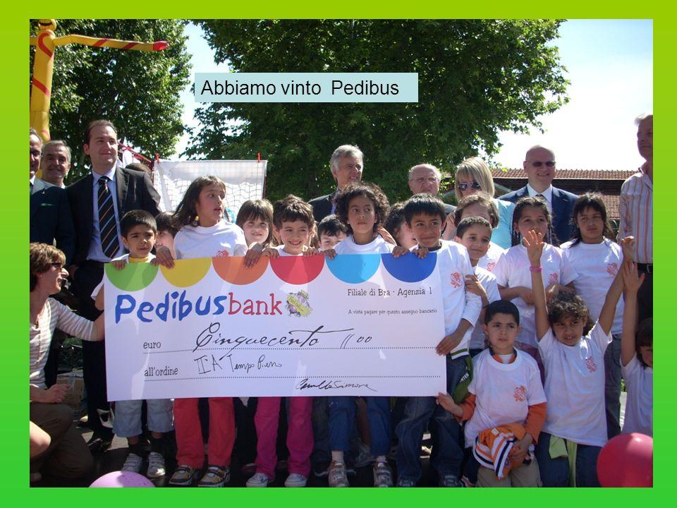 Abbiamo vinto Pedibus