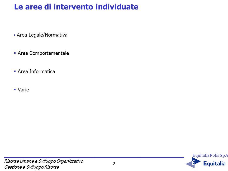 Area Legale/Normativa