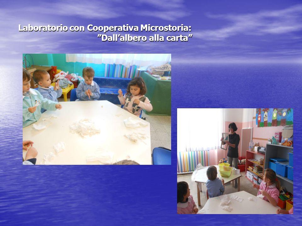 Laboratorio con Cooperativa Microstoria: Dall'albero alla carta