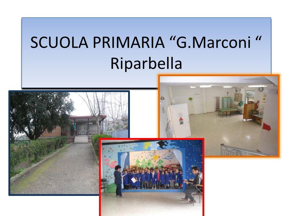 SCUOLA PRIMARIA G.Marconi Riparbella